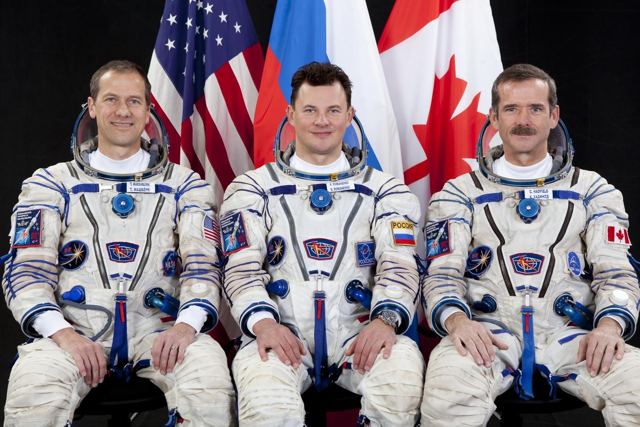 34-я экспедиция на МКС