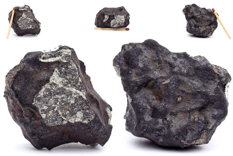 Челябинский метеорит фото_2
