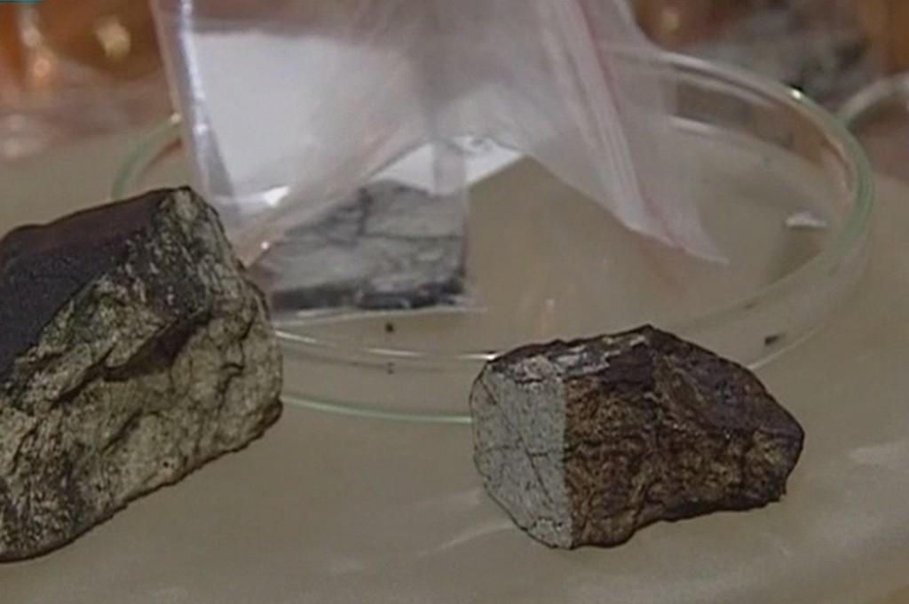 Как распознать метеорит в домашних условиях 43