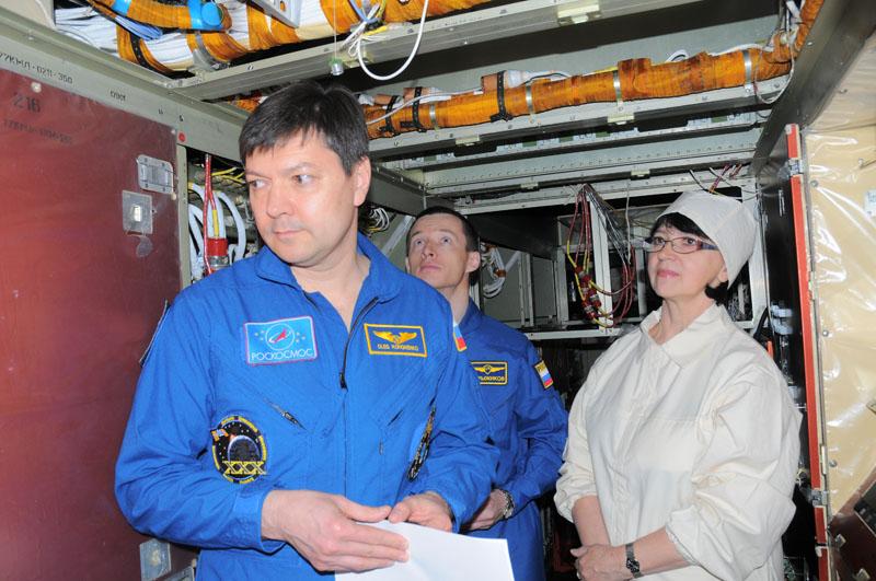 Занятия космонавтов на многоцелевом лабораторном модуле_06