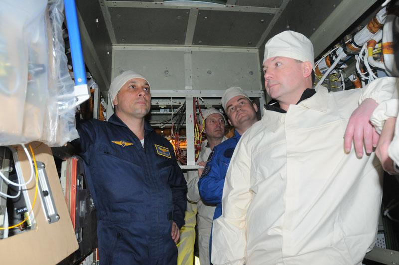 Занятия космонавтов на многоцелевом лабораторном модуле_11
