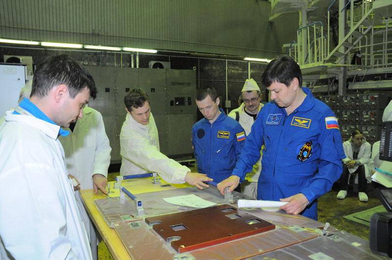 Занятия космонавтов на многоцелевом лабораторном модуле_13