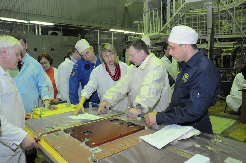 Занятия космонавтов на многоцелевом лабораторном модуле_15