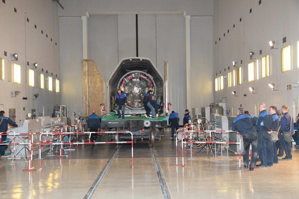 Заправка космического аппарата Бион-М_4