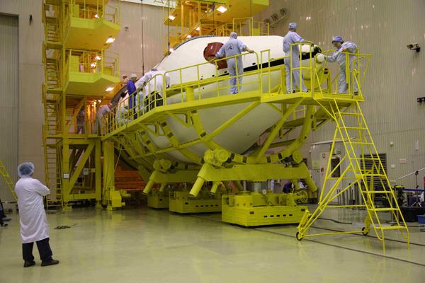 РН Протон-М с КА Anick G1_09