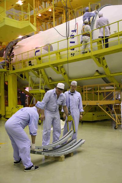 РН Протон-М с КА Anick G1_14