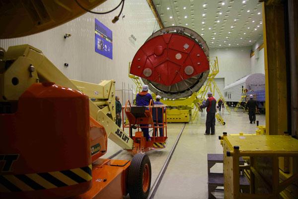 РН Протон-М с КА Anick G1_24