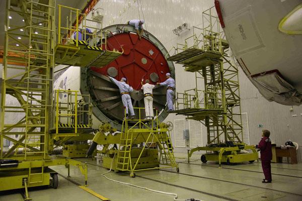 РН Протон-М с КА Anick G1_37
