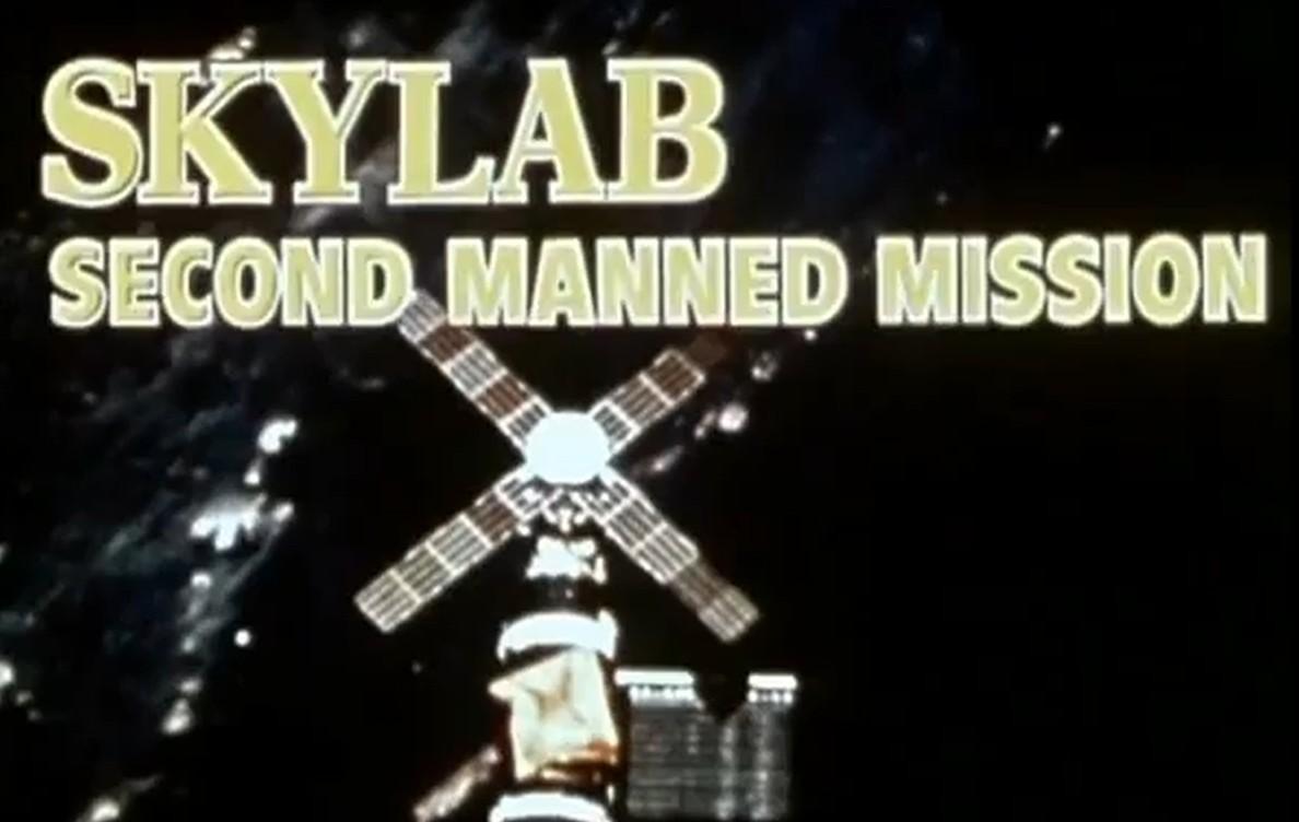 Вторая экспедиция на скайлэб научный