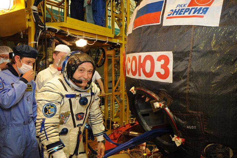 Заключительный этап подготовки экипажа ТПК Союз ТМА-09М_25