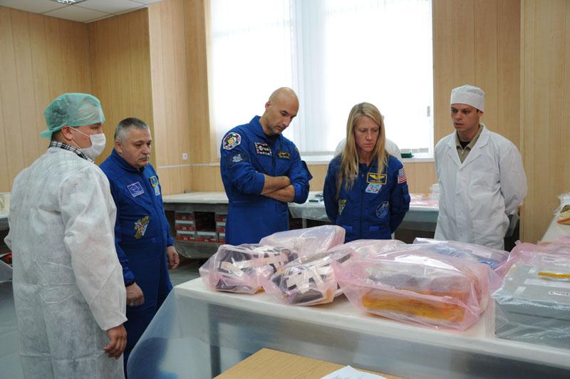 Заключительный этап подготовки экипажа ТПК Союз ТМА-09М_29