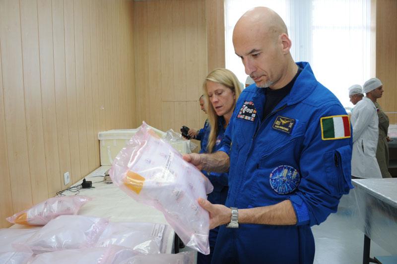 Заключительный этап подготовки экипажа ТПК Союз ТМА-09М_30