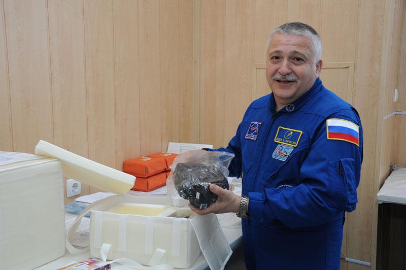 Заключительный этап подготовки экипажа ТПК Союз ТМА-09М_31