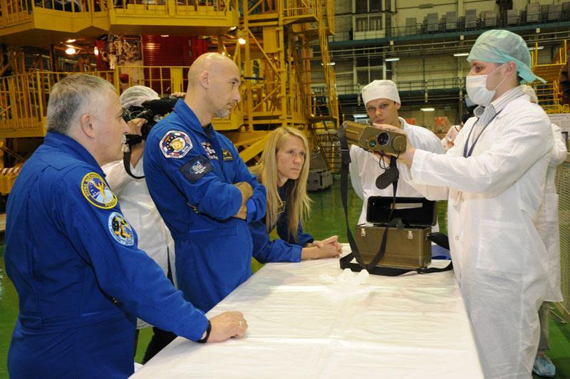 Заключительный этап подготовки экипажа ТПК Союз ТМА-09М_33